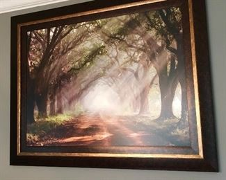 Quality oversized Wall Print