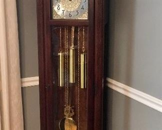 Electronic Battery WORKING Howard Miller Grandfather clock.