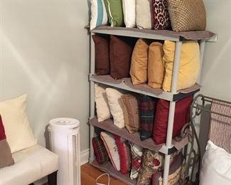 More Decorative Quality Throw pillows.