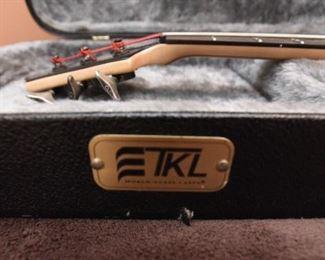 ESP LTD B-205 5-String Bass  $285 Includes TKL case.