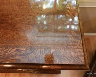 """Henredon Aston Court 10-Drawer Dresser  $425 70"""" wide, 34"""" tall, 20"""" deep"""