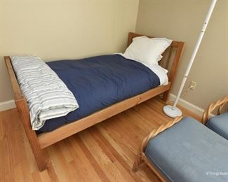 Cargo Furniture twin bed, or top bunk. $100