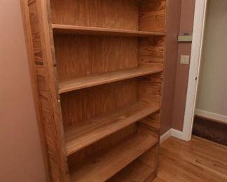 Cargo bookcase  $65