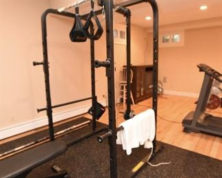 BioDyne Power Cage/Squat Rack $85