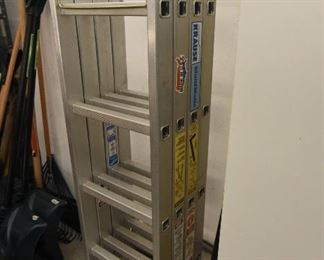 Krause Multimatic Ladder  $25