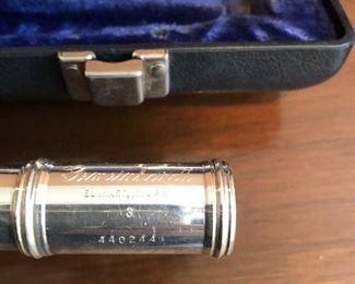 Gemeinhardt Flute Model 3 $395 Serial number 440244.