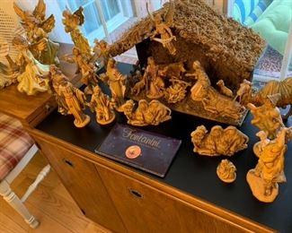 Fontanini Nativity Set.