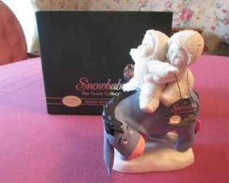 Snowbabies Figurine