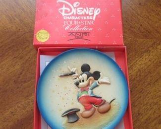 Walt Disney Plate