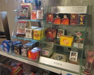 Baseball Cards & Collectables