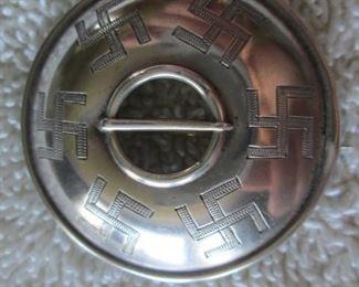 Sterling Pin