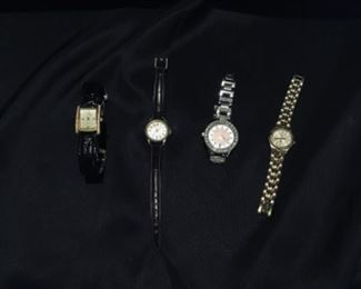 Name brand men's watches.