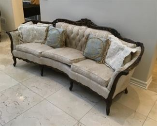 Louis XV sofa.