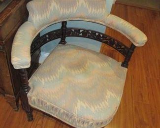 Corner Accent Seating