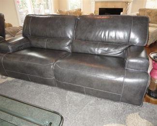 $895 Denali Power Reclining Sofa  - Like New 91 W x 40 D x 38 H