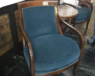 $3000, Pair of nancy Corzine Chairs