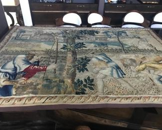 $12, 000:Antique Tapestry