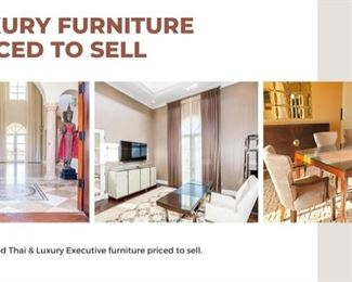 Executive Furniture all purchased in 2015 and  2016