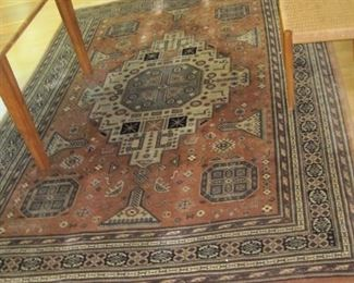 """$1200.00, Pakistan all wool handwoven rug, 9'7"""" x 6'6"""", Very good condition"""