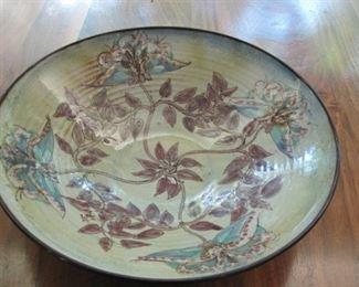 Studio art pottery