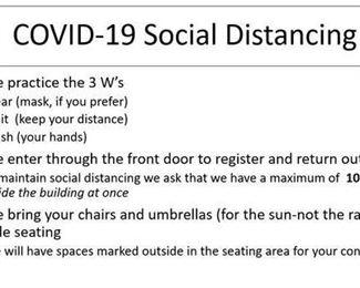 social distancw