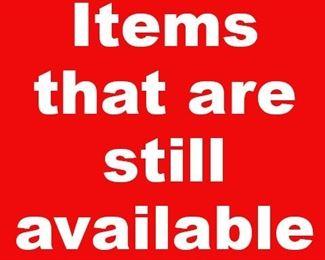 still available