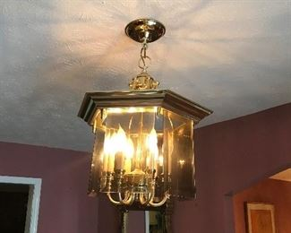 Foyer Hanging Light fixture