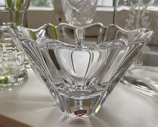 #39 - Orrefors Swedish crystal $35.00