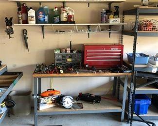 tools, craftsman tool box