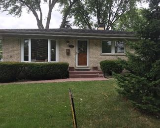 House for sale- Brick Ranch with basement