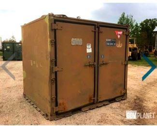 ISU-90 military storage container