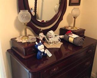 Lillian Russell Cherry dresser