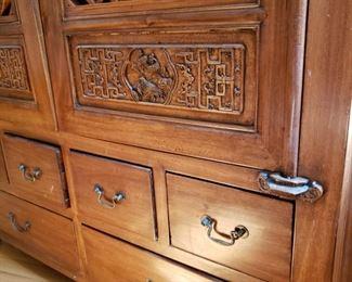 Cabinet bottom