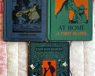 Vintage readers