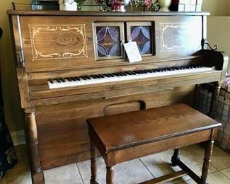 Cabaret Player Piano