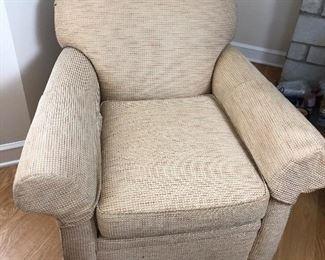 Kravet Furniture Swivel Rocker