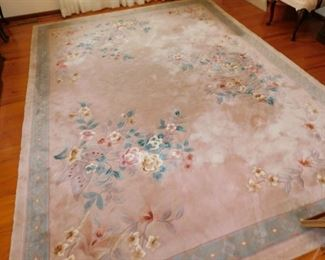 Several better modern Oriental carpets !