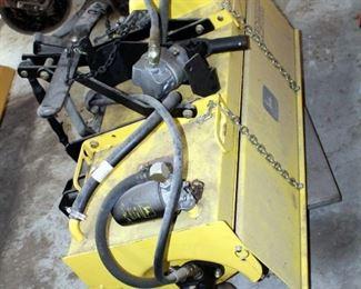 "John Deere 42"" Hydraulic Rotary Tiller"