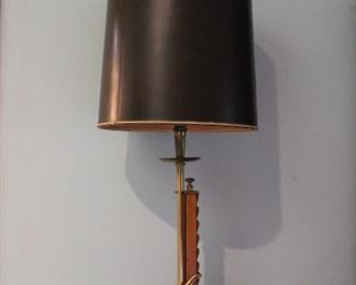 Vintage Extendable Lamp