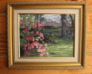 Mary Jean Lawrence original Oil Painting