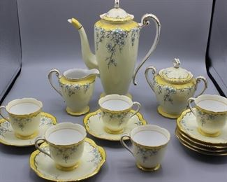 Noritake China Tea Set