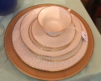 Lenox fine china set of 12 citation