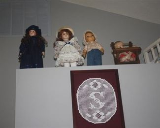 TERRY LEE DOLL AND OTHERS