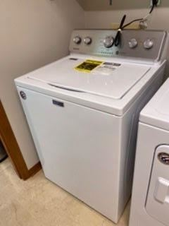 $795 Maytag commercial washer & dryer. Client purchased in feb 2020