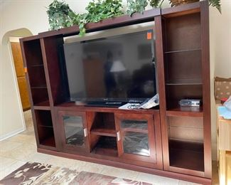 $395 entertainment center