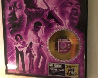 . . . a nice Hendrix collectible