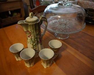 Bavaria Hot Chocolate set