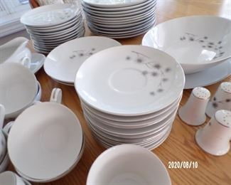 nice set of china