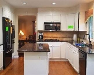 Submit a bid on this entire kitchen with granite countertops!  Call Kim for an appt! 248 410-7530