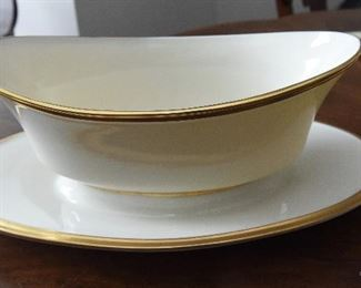 Lenox Gravy Dish  $15 mint condition